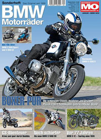 BMW Motorräder, Ausgabe 40