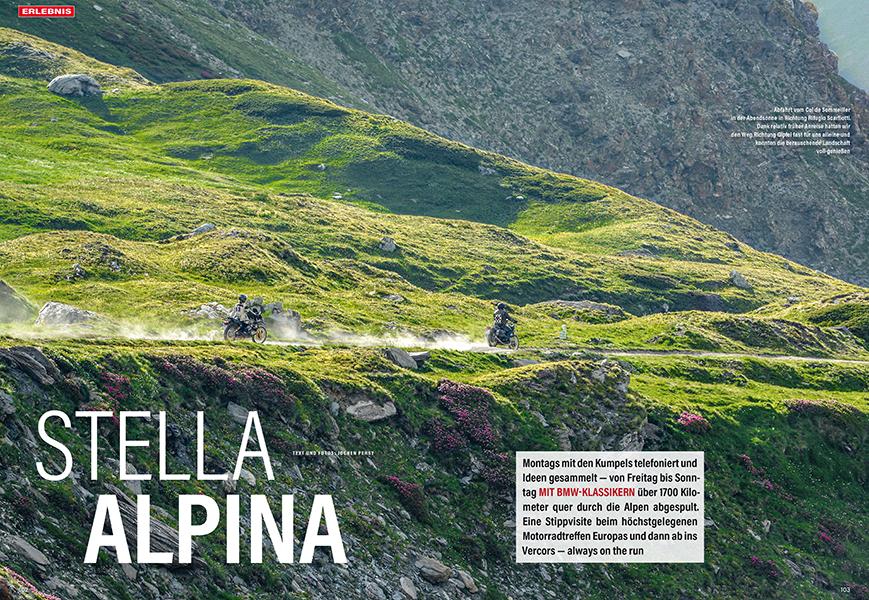 Erlebnis Stella Alpina