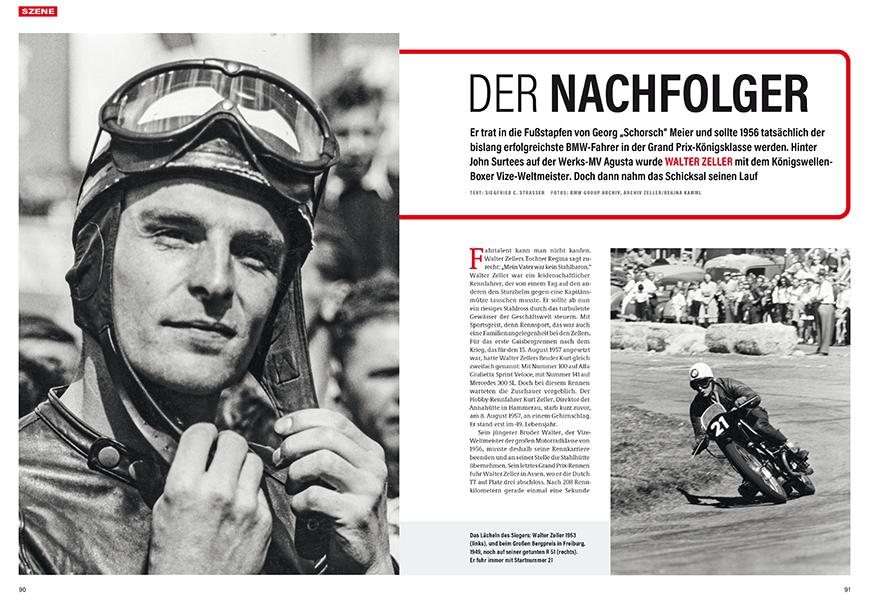Walter Zeller: BMW-Rennfahrer-Legende der 1950er