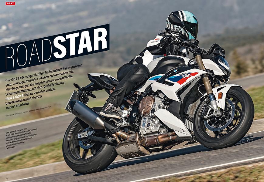 Test: Power Naked Bike BMW S 1000 R
